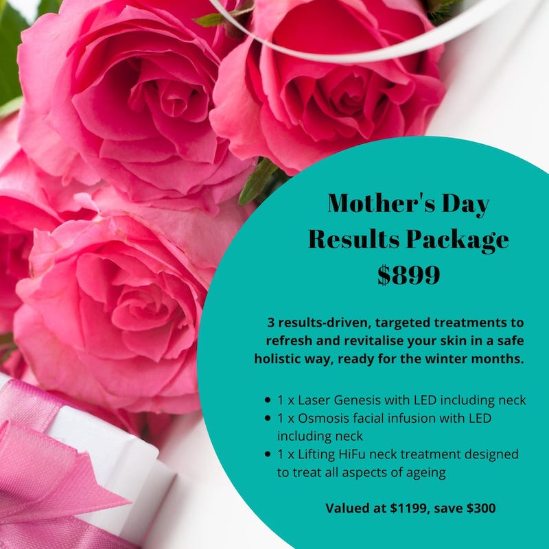 Mothers day special results package